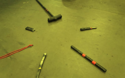 Melee weapon use – SD